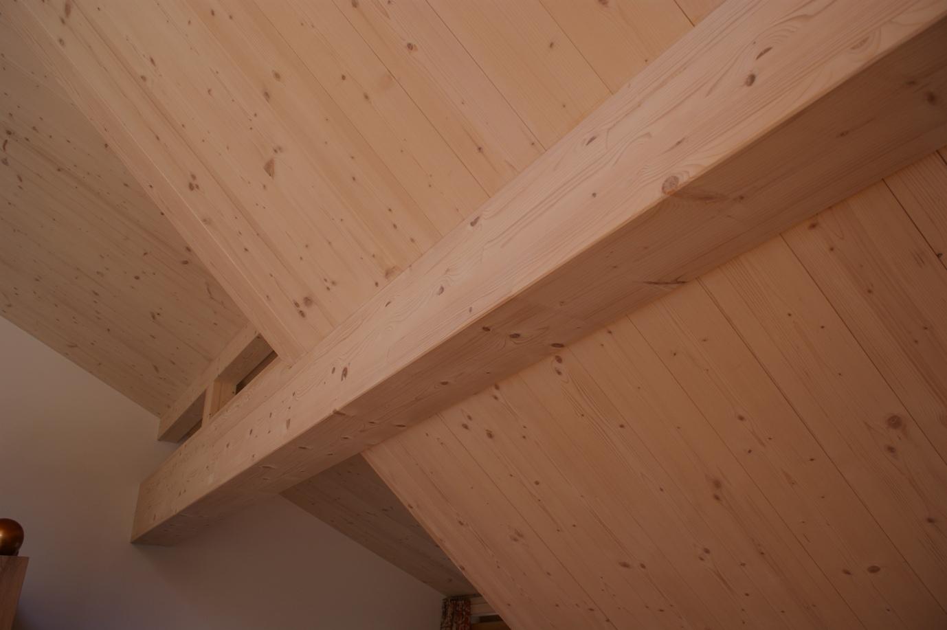 Sistema Xlam a secco pannelli in legno totalmente naturali - Tecnocomfort Case