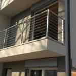 Foto ringhiera balcone