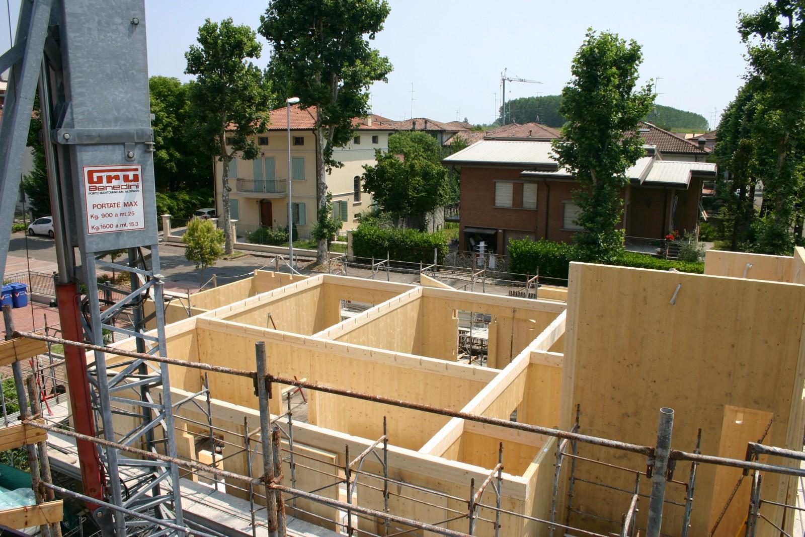 Case in legno senza concessione edilizia free case in for Case in legno senza fondamenta