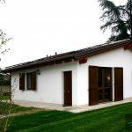 Casa prefabbricata in legno modello 8.0