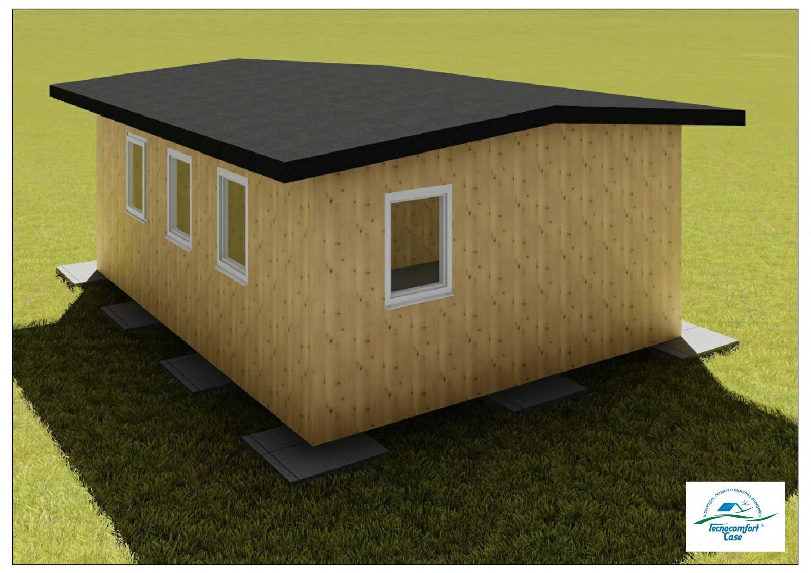 Moduli abitativi fabulous delle miniaree commerciali e artigianali per ospitare gli esercizi i - Madi casa pieghevole ...